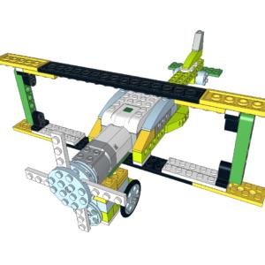 221 Lego wedo avion biplano - Standard