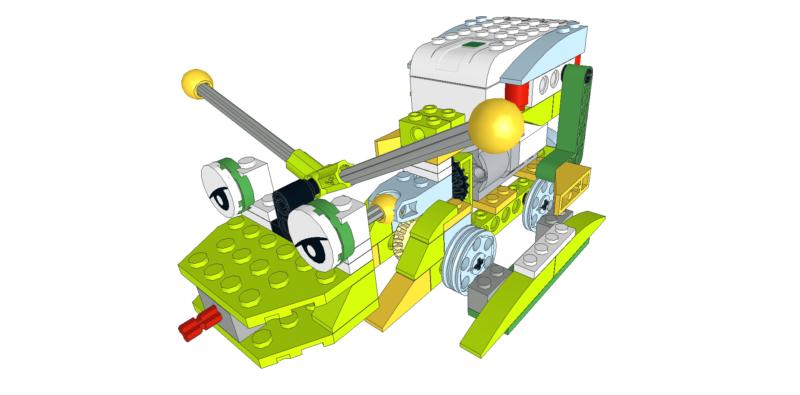 265 Lego wedo rana