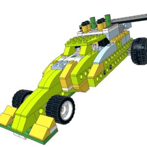 468 Lego wedo Formula uno