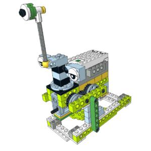 429 Lego wedo Dinosaurio extraterrestre